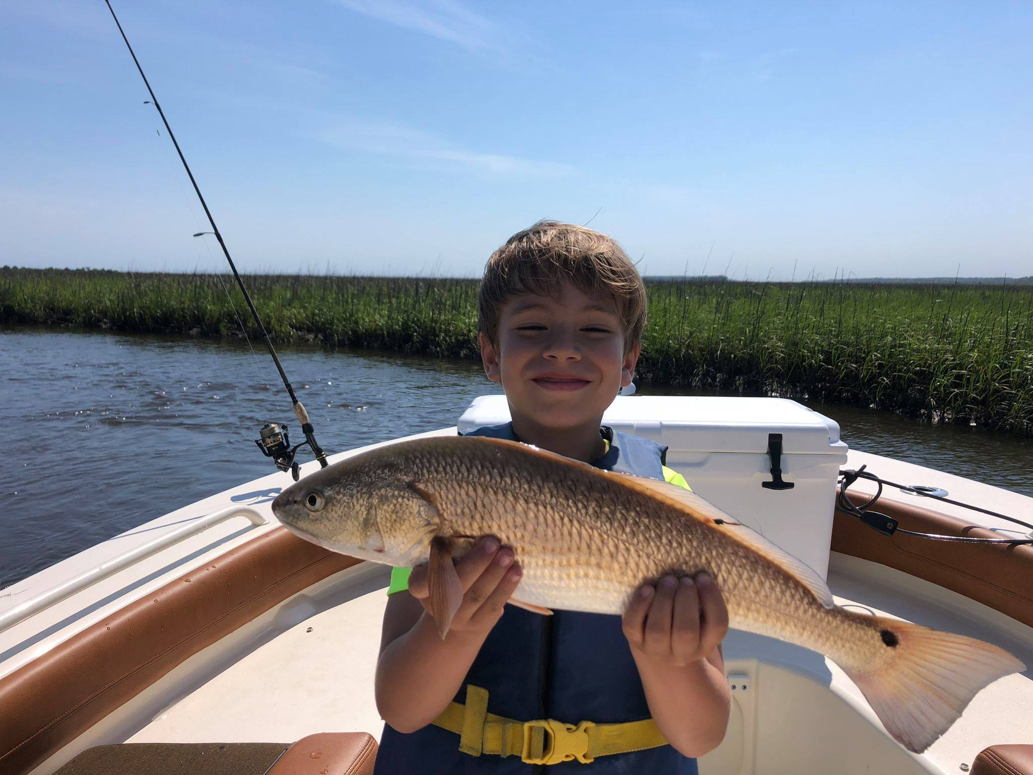 Myrtle Beach Fishing Guide 7 Hours